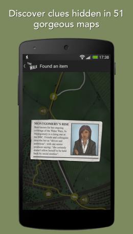 Персонаж - The Walk: Fitness Tracker Game для Android