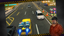 Ускорение - Dolmus Driver для Android