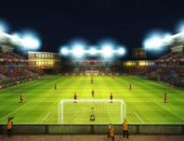 Футбол - Striker Soccer Euro 2012 для Android