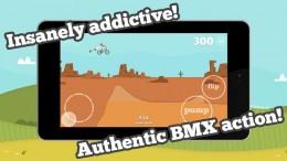 Прыжок - Pumped: BMX для Android