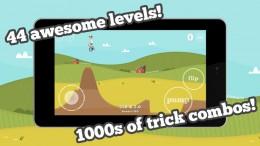 Трюк - Pumped: BMX для Android