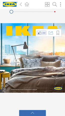 Обложка - Каталог ИКЕА для Android