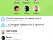 Контакты2GIS Dialer Beta для Android