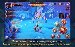 ЗимаГеймплей - Help Me Jack: Atomic Adventure для Android