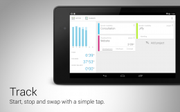 Трекер - Jiffy для Android
