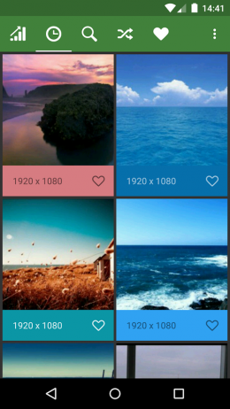 Фото - Wally для Android