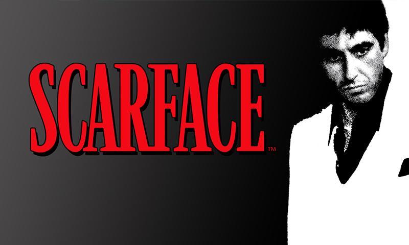Заставка - Scarface для Android