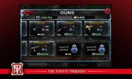 Оружие - Scarface для Android