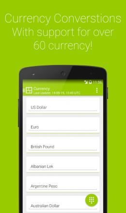 Валюта - S Converter для Android