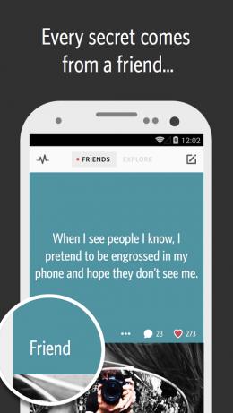 Публикация - Secret для Android
