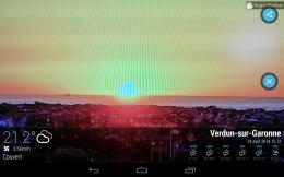 Погода - Bright Weather для Android