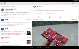 Твитты - Fenix for Twitter для Android