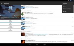 Записи - Plume для Android