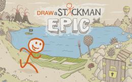 Draw a Stickman: EPIC - заставка
