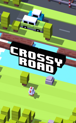 Crossy Road - заставка