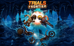 Trials Frontier - заставка