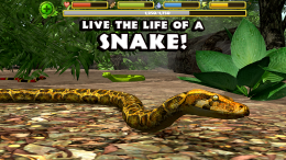 Snake Simulator - игра