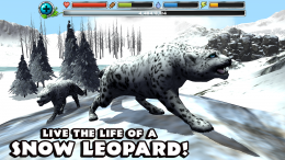 Snow Leopard Simulator - игра