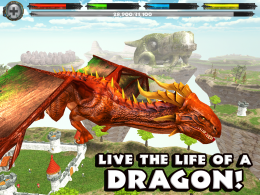 World of Dragons: Simulator - игра