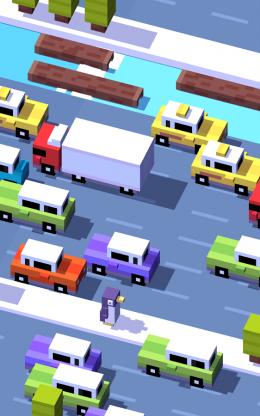 Crossy Road - игра