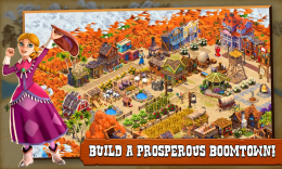 Westbound: Pioneer Adventure - город