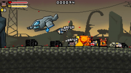 Gunslugs 2 - игра