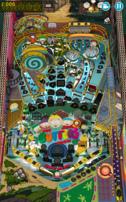 South Park™: Pinball - игра