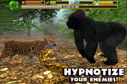 Snake Simulator - враги