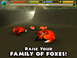 Fox Simulator - семья