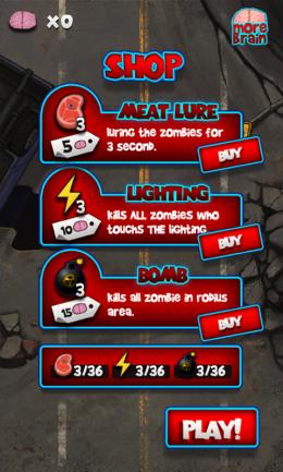 Zombie Smasher - магазин