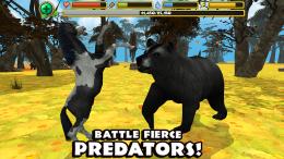Wild Horse Simulator - битва
