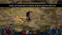 Infinite Warrior Battle Mage - игра
