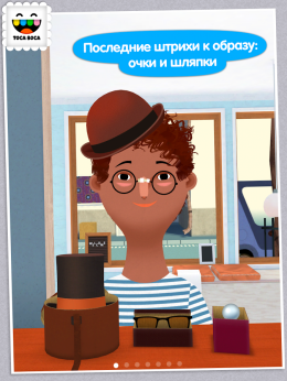 Toca Hair Salon 2 - игра