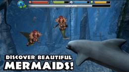 Dolphin Simulator - русалки