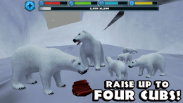 Polar Bear Simulator - семья