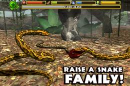 Snake Simulator - семья