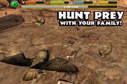 Owl Simulator - охота