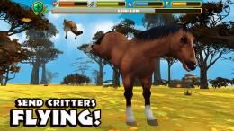 Wild Horse Simulator - враг