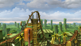 Trials Frontier - город