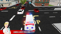 City Driving 3D - игра