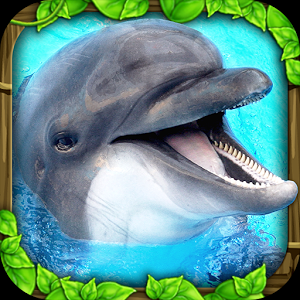 Dolphin Simulator - иконка