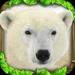 Polar Bear Simulator - иконка