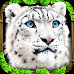 Snow Leopard Simulator - иконка