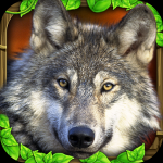 Wildlife Simulator: Wolf - иконка