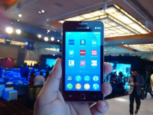 Samsung Z1 наконец поступил в продажу - шикарный аппарат