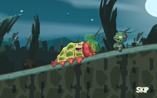 Mad Zombies: Road Racer  - уничтожение зомби