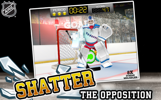 NHL Hockey Target Smash  - классические турниры
