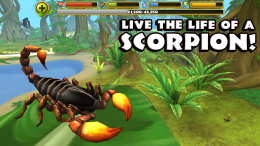 Scorpion Simulator - игра