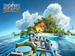 Boom Beach - заставка