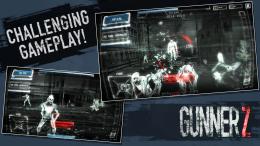 Gunner Z - игра